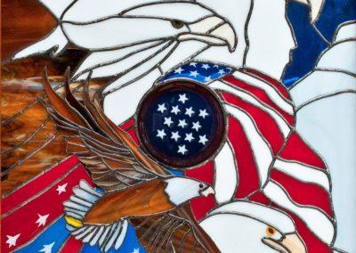 a-bird-eagle-Mroz, George 1