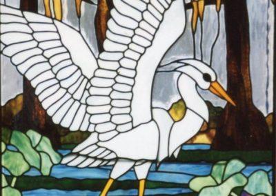a-bird-huron-Doyle, Terry 1998