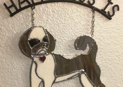 a-dog-Queene-Burr, Claudia