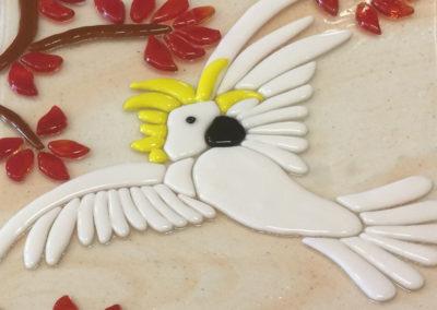 k-kiln-plate bird-Roque, Sara